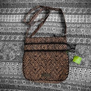 NWT Vera Bradley quilted bag